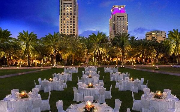 Habtoor Grand Resort, Autograph Collection, Dubai, Spojené arabské emiráty, Dubai, letecky, snídaně v ceně2