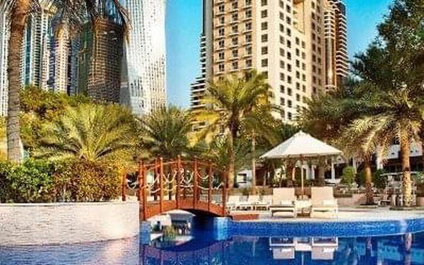 Habtoor Grand Resort, Autograph Collection, Dubai, Spojené arabské emiráty, Dubai, letecky, snídaně v ceně4