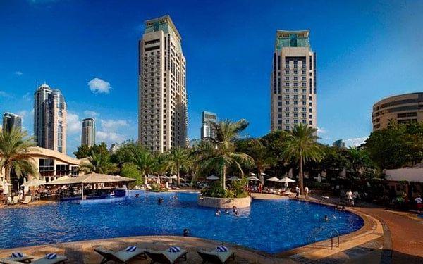 Habtoor Grand Resort, Autograph Collection, Dubai, Spojené arabské emiráty, Dubai, letecky, snídaně v ceně5