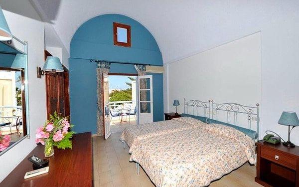 Zephyros hotel, Santorini, Řecko, Santorini, letecky, snídaně v ceně3