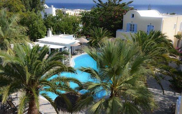 Řecko - Santorini letecky na 9-15 dnů, snídaně v ceně