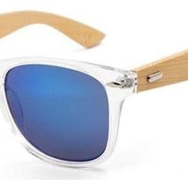 Dřevěné sluneční brýle III3