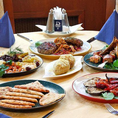 Všechny chutě Peloponésu: řecká degustace pro dva