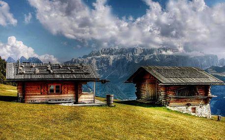 To nejlepší z Dolomit a východní Tyroly