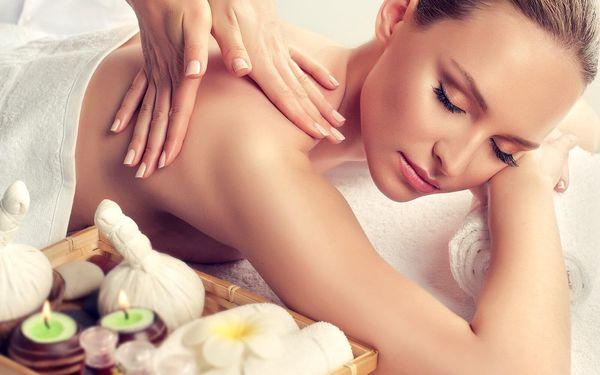 Uvolňující masáž, rašelinový zábal i oxygenoterapie