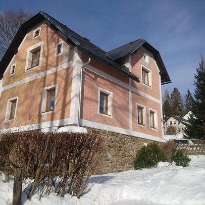 Plzeňský kraj: Prázdninový dům Matterhorn