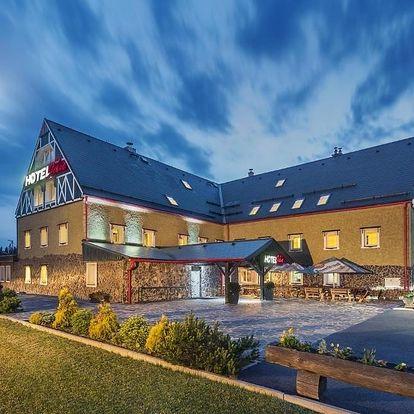 Krušné hory: Hotel Ján