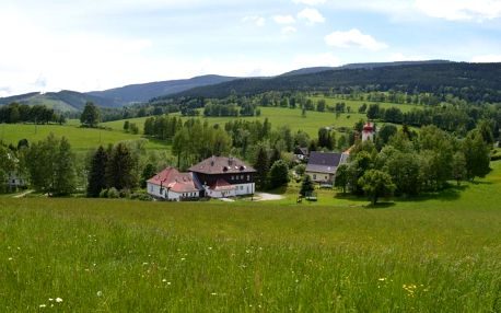 Olomoucký kraj: Chata Nová Seninka