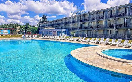 Hotel Continental Blu*** | Slunečné pobřeží | All inclusive nebo poloipenze | Dítě do 14,99 let zdarma | Letecky
