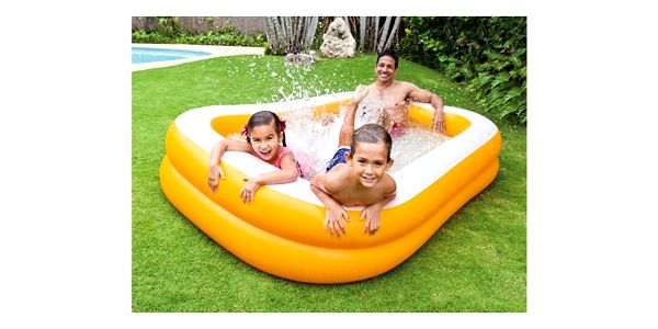INTEX 57181 Mandarin Swim Center 229x147x46 cm2