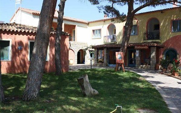 Hotel Villaggio Colostrai, Sardinie / Sardegna, Itálie, Sardinie / Sardegna, letecky, all inclusive2