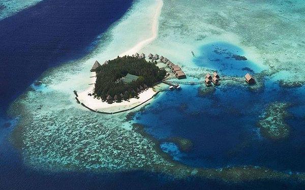 GANGEHI ISLAND RESORT & SPA, Atol Ari, Maledivy, Atol Ari, letecky, plná penze3