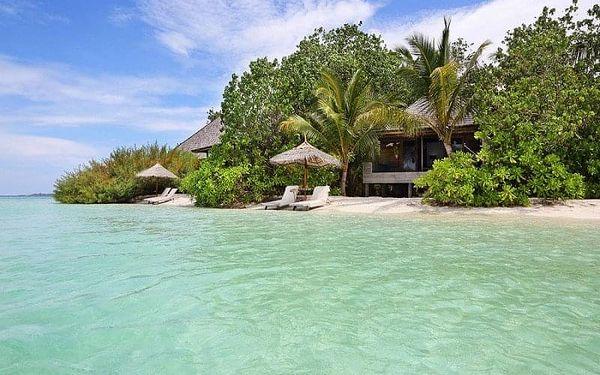 GANGEHI ISLAND RESORT & SPA, Atol Ari, Maledivy, Atol Ari, letecky, plná penze4