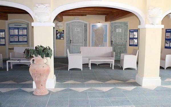Hotel Villaggio Colostrai, Sardinie / Sardegna, Itálie, Sardinie / Sardegna, letecky, all inclusive5