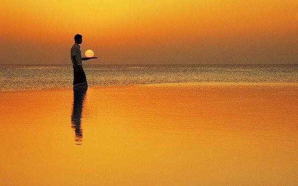 GANGEHI ISLAND RESORT & SPA, Atol Ari, Maledivy, Atol Ari, letecky, plná penze5
