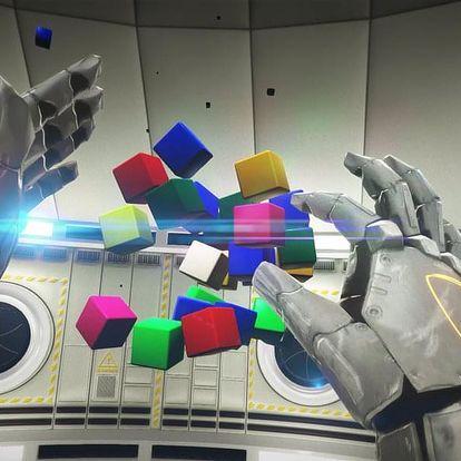 Úniková hra Cosmos ve virtuální realitě