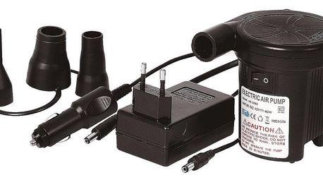 Elektrická pumpa - kompresor AC 230 V - DC 12 V