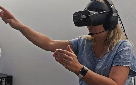Úniková hra Mind Horror ve virtuální realitě
