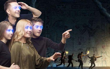 Dobrodružná expedice ve virtuální realitě: Výběr ze 4 her