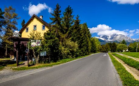Hurá do hor: pobyt ve Vysokých Tatrách, balíček slev i varianty s polopenzí