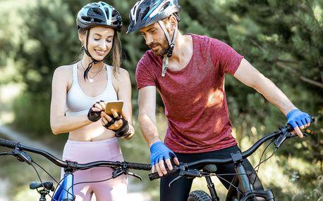 Projeďte únikovku na kole: hra pro partu až 6 osob