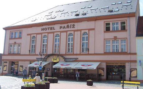 Český ráj: Hotel Paříž