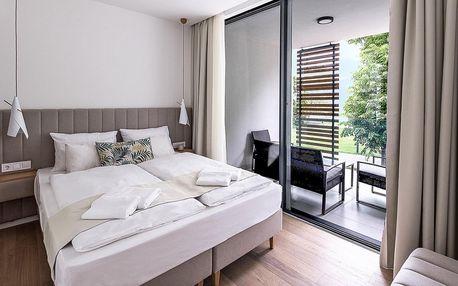 Moderní apartmán na břehu Balatonu až pro 6 osob