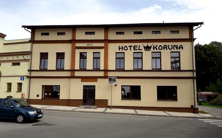 Adršpašsko-teplické skály: Hotel Koruna penzion