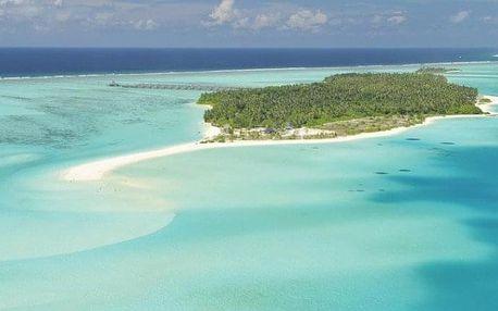 Maledivy - Atol Ari letecky na 8-14 dnů
