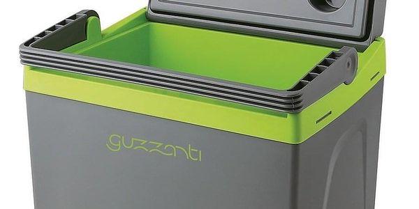 Guzzanti GZ 24B termoelektrický chladicí box, 40 x 37,5 x 29,5 cm2