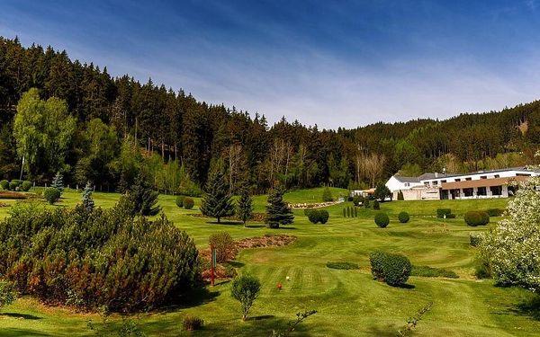 Všední dny s golfem a neomezeným wellness   2 osoby   3 dny (2 noci)2