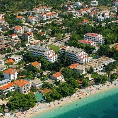Chorvatsko - Gradac na 8-10 dnů