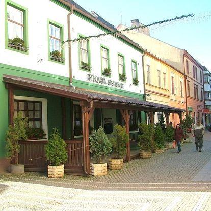 Pardubický kraj: Hotel Třebovská restaurace