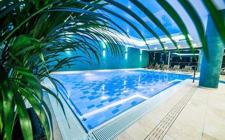 Wellness hotel Panorama **** v lázeňském městě Trenčianske Teplice