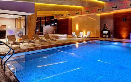 Wellness Hotel Chopok **** s bazénem, saunou a krásnou přírodou