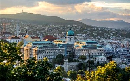 Maďarsko - Budapešť na 2-31 dnů, snídaně v ceně