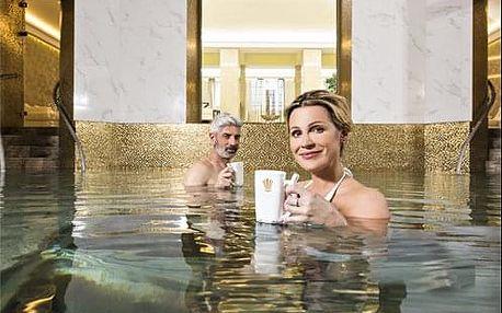 Royal Harmony pobyt v Zlatých lázních Teplice v hotelu Royal Palace *****