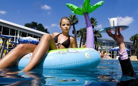 SPA & Aquapark dovolená v lázních Teplice s polopenzí