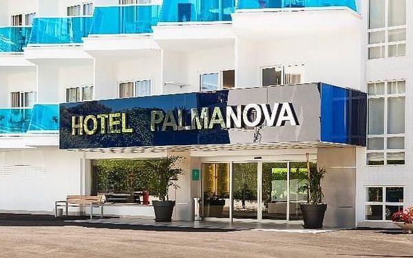 Globales Palmanova, Mallorca, Španělsko, Mallorca, letecky, snídaně v ceně2