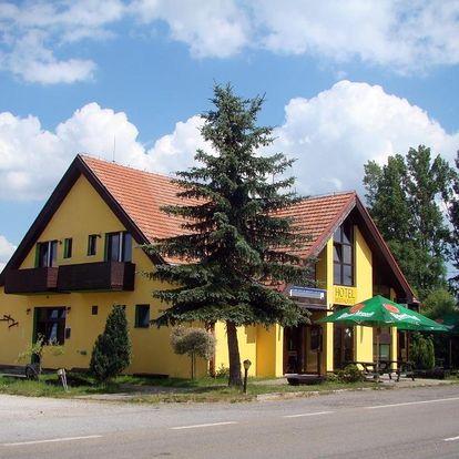 Vysočina: Restaurace penzion Rafael