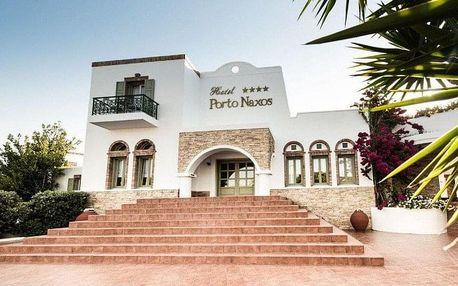 Řecko - Naxos letecky na 8-15 dnů, snídaně v ceně