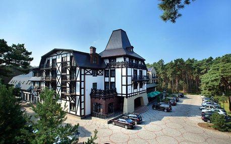 Polsko, Baltské moře: Hotel Royal Baltic 4* Luxury Boutique
