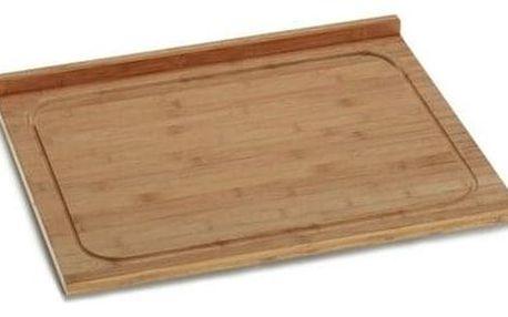 Prkénko krájecí KIANA bambus, 53x46x2 cm