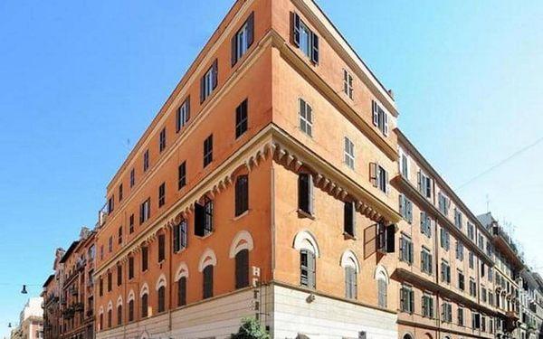 Ubytování v centru Říma, nádherné památky & vynikající italská kuchyně 3 dny / 2 noci, 2 os., snídaně3