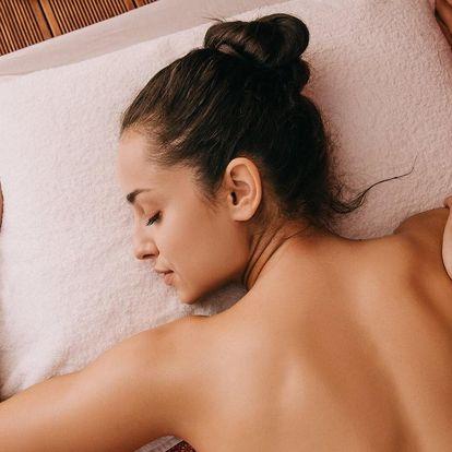 Úžasný relax: Až 60 minut masáže, sauna a rybičky