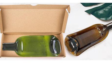 Doplněk nejen na piknik: skleněné prkénko i miska