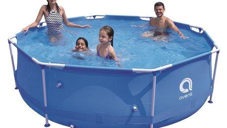 Bazén Sirocco Blue 300 x 76 cm set s kartušovou filtrací