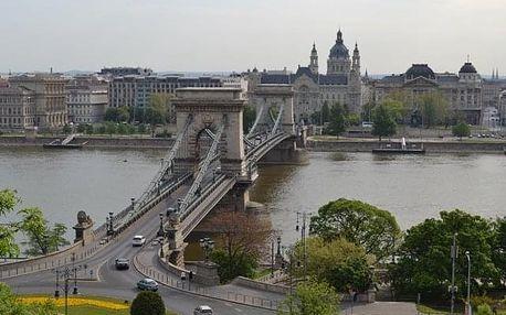 Bratislava, Budapešť a termální láně