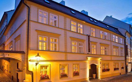Luxusní pobyt na Starém Městě v Praze se snídaní