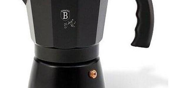 Berlinger Haus Konvice na espresso 6 šálků Black Rose Collection